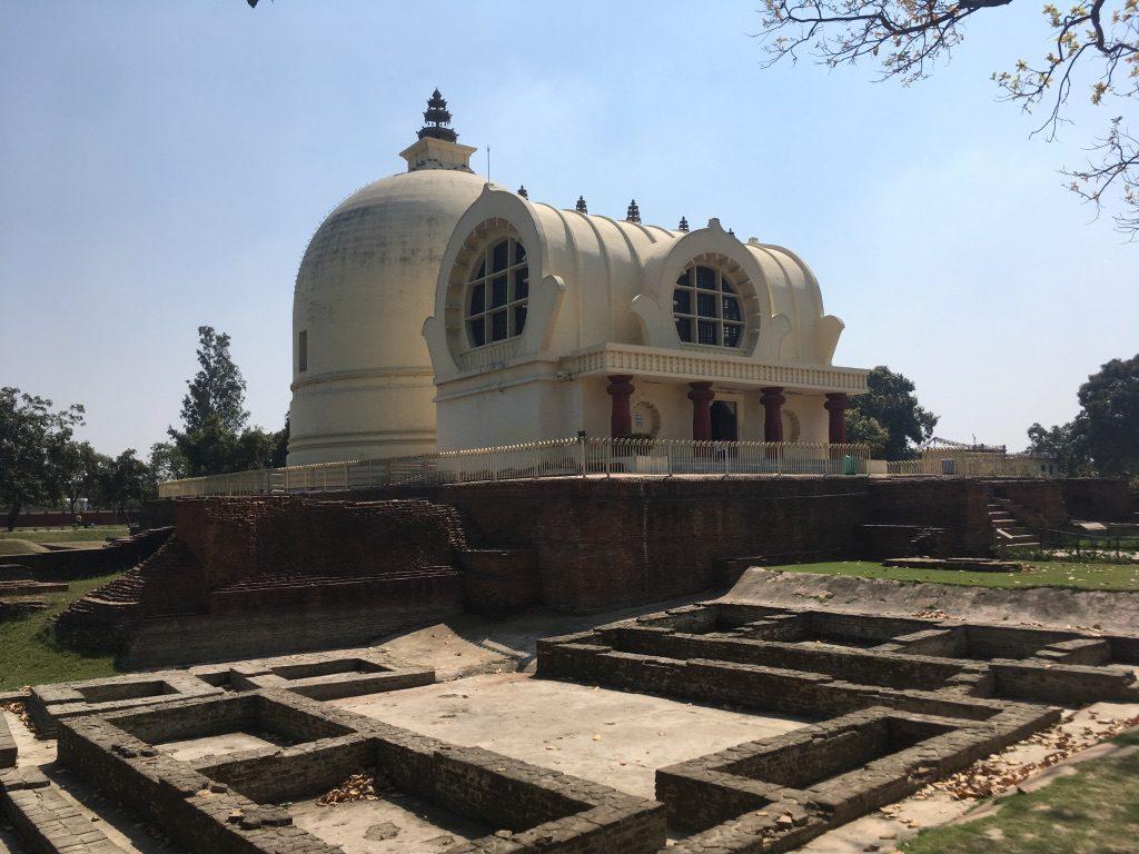 仏教四大聖地】ブッタ入滅の地・クシナガラへ [インドの旅] | LioIwa旅 ...